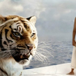 Life of Pi, with New Visual Effects Experiments