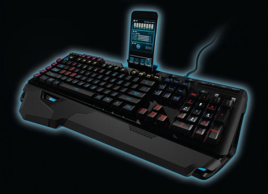Logitech G910 Orion Spark, Fastest Gaming Mechanical key board