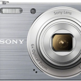 Sony Cyber-shot DSC-W810 with 20.1 MP camera
