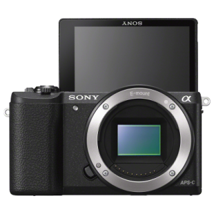 Sony A5100 Mirrorless Camera, Best fit for lightweight photography