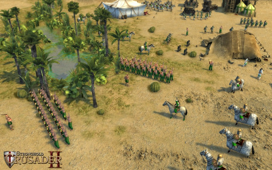 Stronghold Crusader 2, Long awaited Sequel After 12 Years