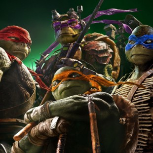 Teenage Mutant Ninja Turtles,  Next Level Sci-Fi Comedy Action Film