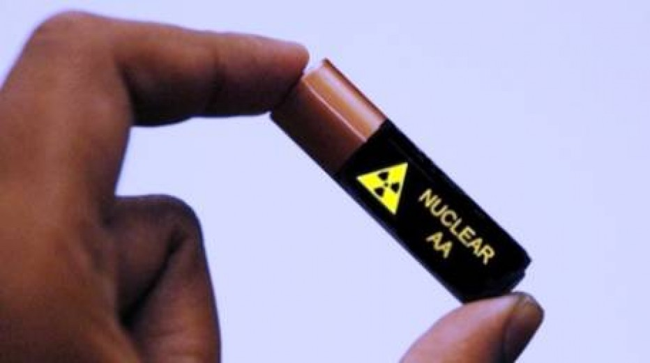 Water Based Nuclear Battery, a new generation of power source