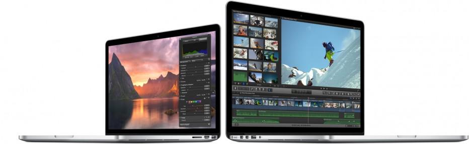 Apple MacBook Pro with Retina display technology