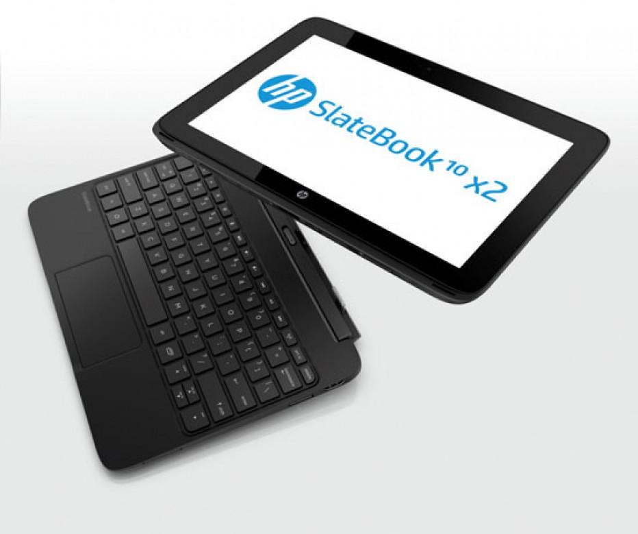 HP SlateBook x2, Hybrid Notebook and Tablet