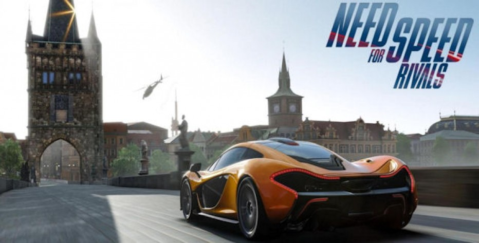 Need for speed:Rivals, for PlayStation4, Xbox , X360 and Windows