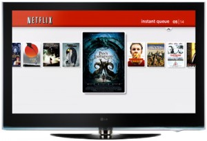netflix streaming media