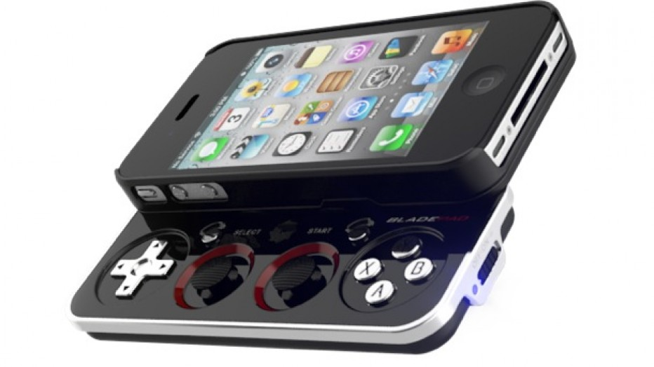 Bladepad iPhone Gaming chassis