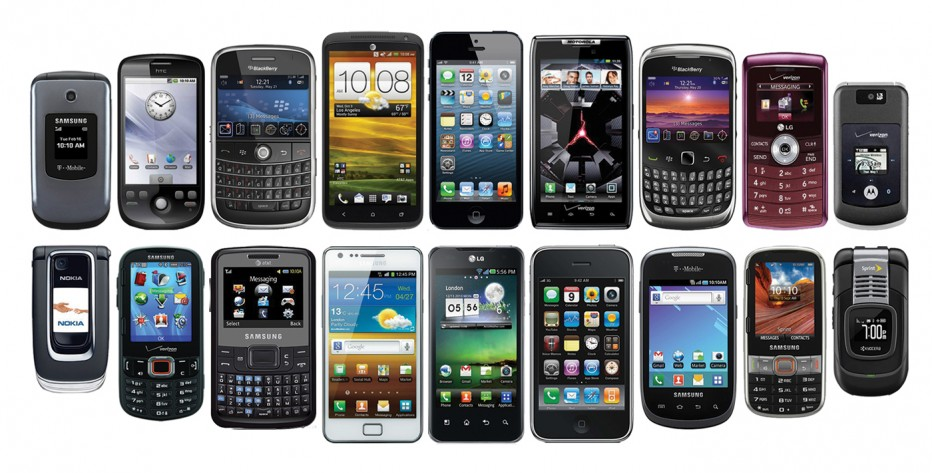 Mobiles,Cell phone, handheld Phone