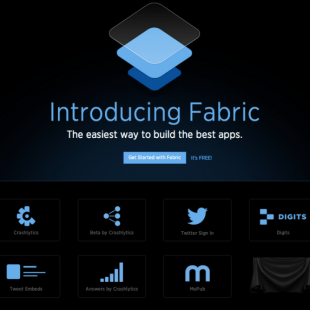 Twitter development kit , Twitter Fabric