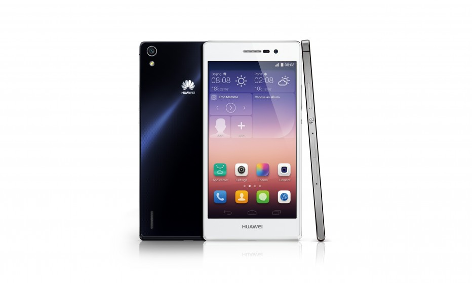 Huawei Ascend P7 features and price