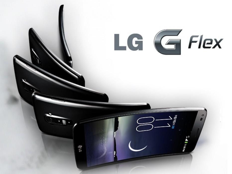 LG G Flex, first self healing smart phone