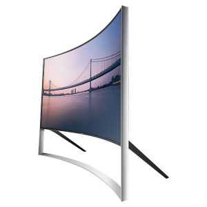 Samsung 105 inches curved UHD LED TV