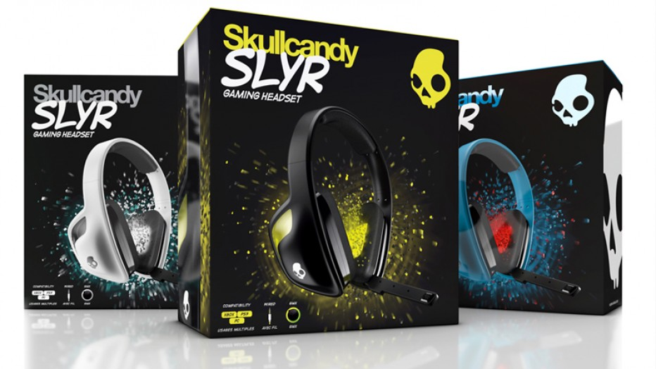 Skullcandy SLYR, gaming headset with supreme sound