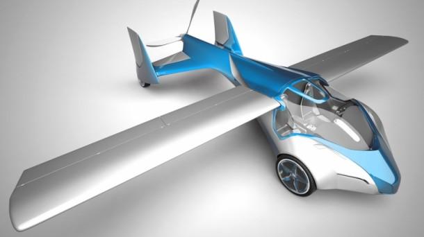 latest flyingcar