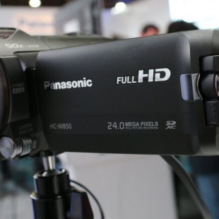 Panasonic HC W850K, High definition Camcorders Twin Camera