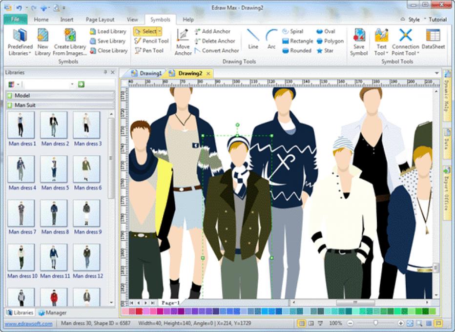fashion designing softwares