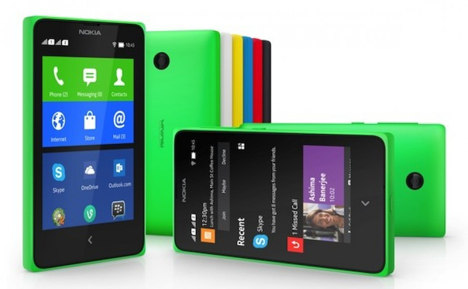 Nokia X, Fast way to enjoy Android Applications