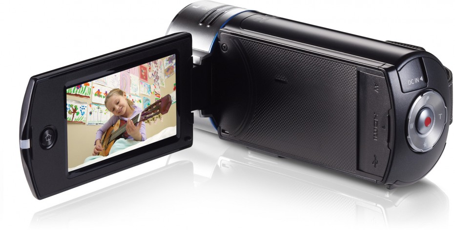 Samsung camcorder QF30