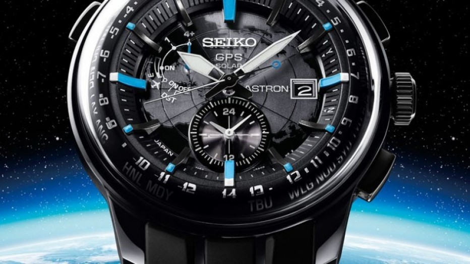 Seiko Astron series Watches with GPS