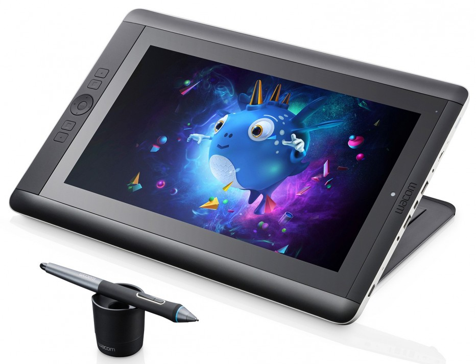 Wacom Cintiq Companion Hybrid as both tablet and Sketch pad
