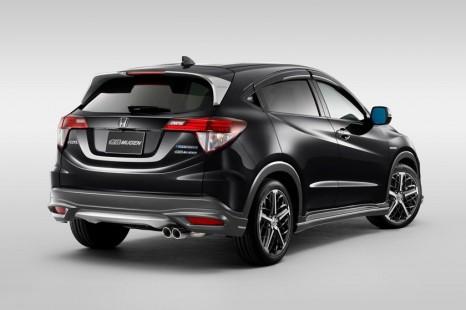 Honda Vezel , Honda HR-V a sport utility vehical