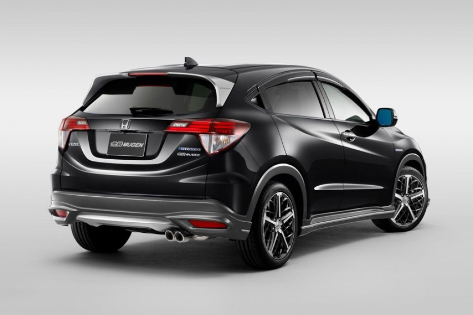 Honda Vezel , Honda HR-V | GadgetSarc