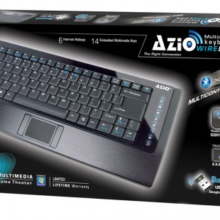 Azio slim wirless keyboard