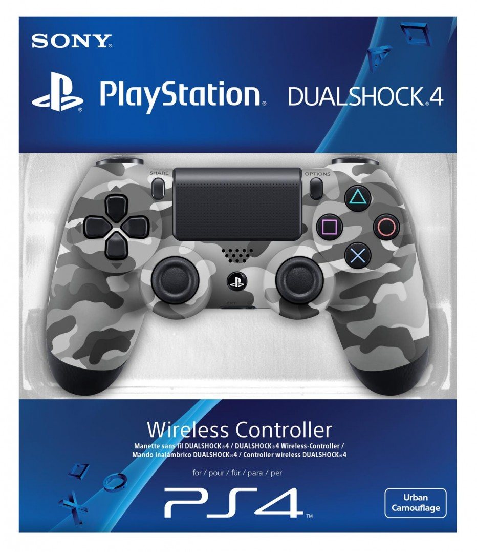 Sony DualShock4