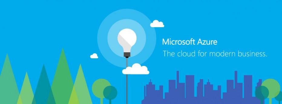 Microsoft Azure, Cloud of Modern business