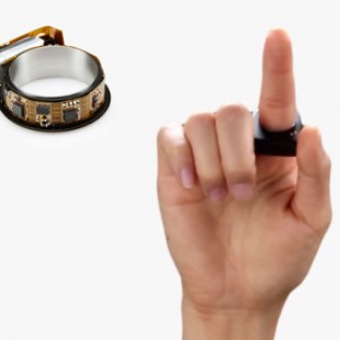 Magic Ring , Nod Gesture Control Ring