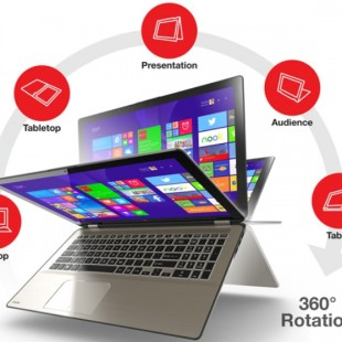 Toshiba Satellite Radius, 2 in 1