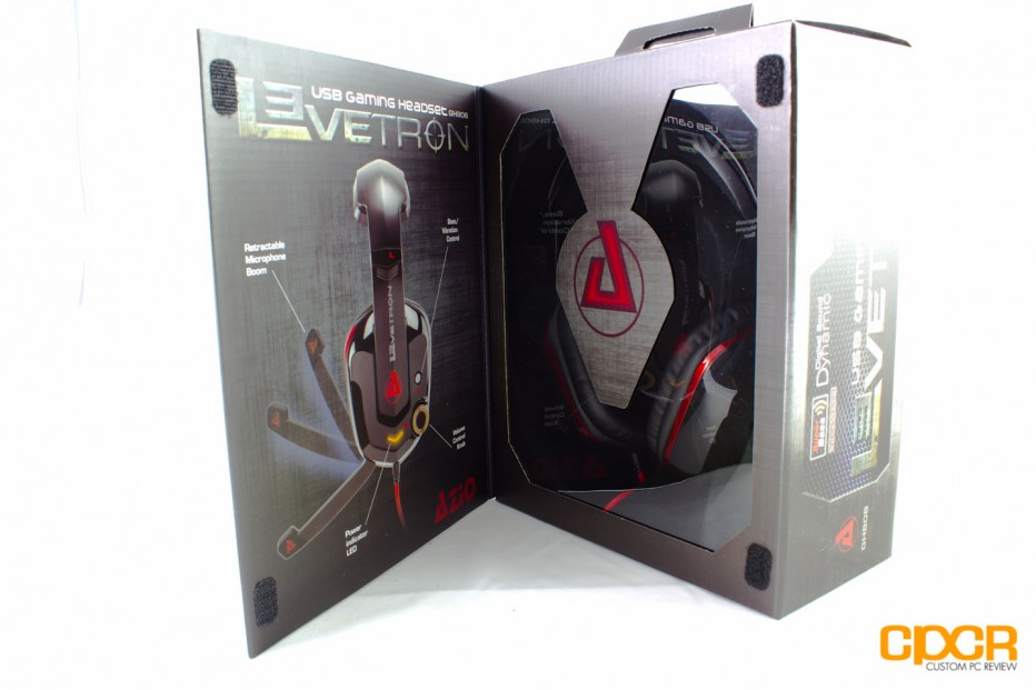 Levetron GH808 USB Gaming Headset