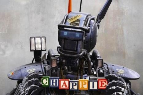 Chappie, upcoming Robotic Film
