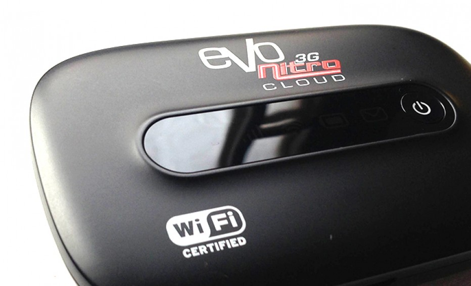EVO 3G Nitro, with cutting edge EV-DO Rev.B, 9.3Mbps over to 70 cities