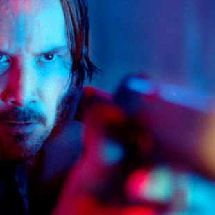 Jhon Wick 2014 , keanu Reeves as an Ex-Hitman