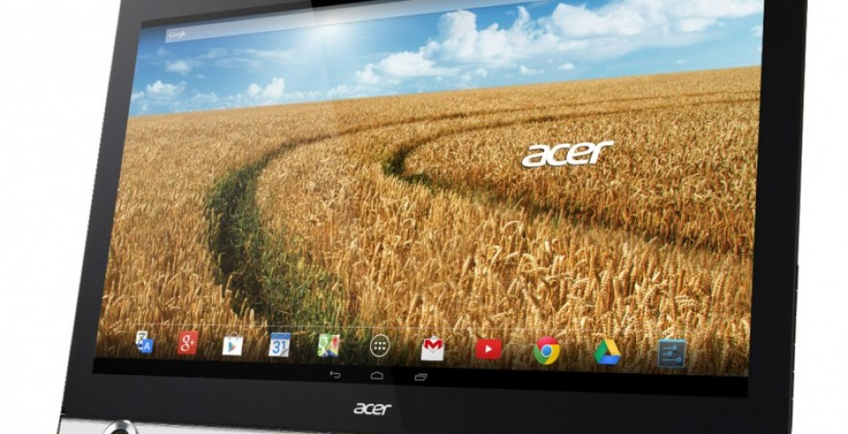 Acer TA272 HUL, All in one with Android