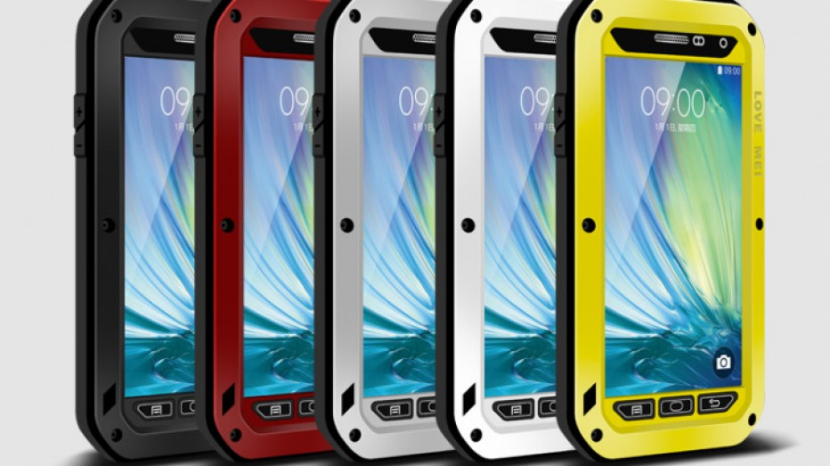 Case Design cell phone cases lifeproof : Best Waterproof cases for Galaxy S6 and S6 Edge : GadgetSarc
